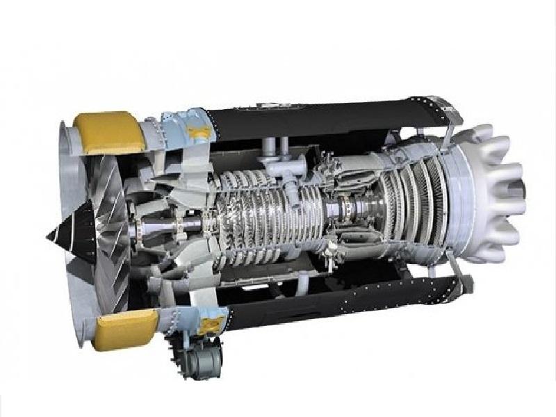 Rolls Royce AE 3007 Engine
