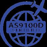 AS9100D-certified